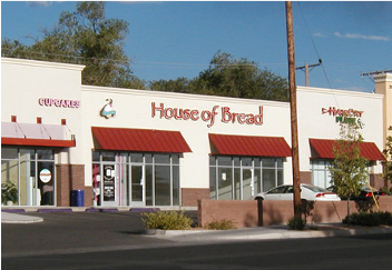 House Of Bread Albuquerque Building